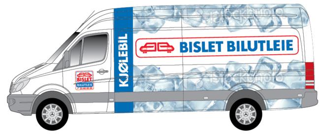 VIS - Kjølebil, 14m3